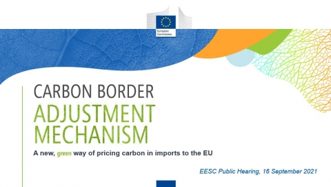 A New, Green Way of Pricing Ccarbon in Imports to the EU