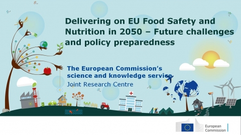 Delivering on EU Food Safety and Nutrition in 2050 – Future challenges and policy preparedness