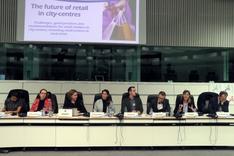 The future of retail in city-centres