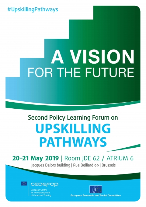 Calendario Forum.Second Policy Learning Forum On Upskilling Pathways A