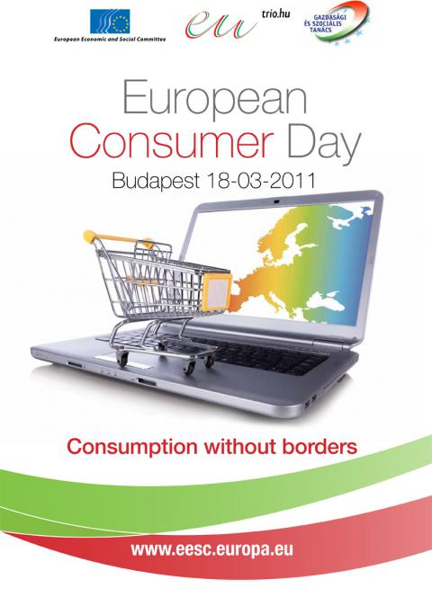 Poster conference European consumer day 2011