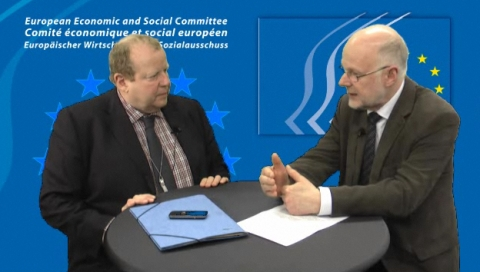 EESC Work for Rio +20 explained by EESC President Staffan Nilsson and EESC Member Hans-Joachim Wilms