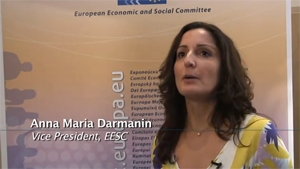 Anna Maria Darmanin, interviewed by Euractiv
