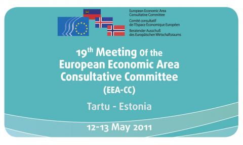 Banner-19th meeting of the EEA-CC