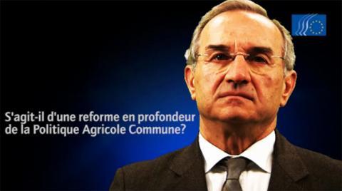 The CAP Reform proposals – Mr. Campli's views