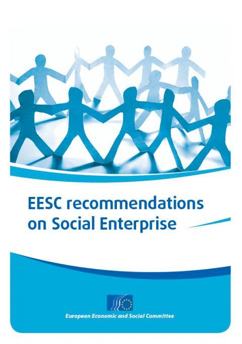EESC recommendations on Social Enterprise | European