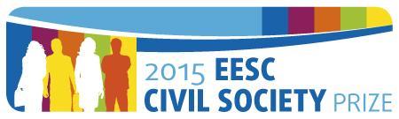 EESC civil society prize 2015