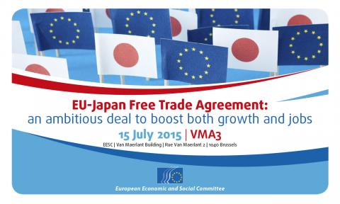 Eu Japan Free Trade Agreement An Ambitious Deal To Boost Both