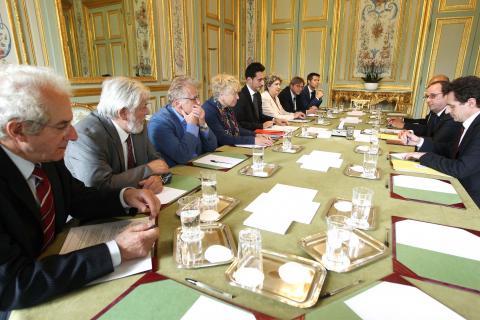 Photo©présidence de la République/J.Bonet