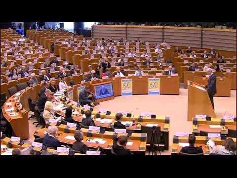 Embedded thumbnail for Herman Van Rompuy
