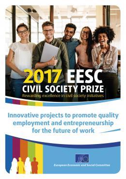 Civil Society Prize brochure