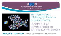 EU Strategy for Plastics in a Circular Economy