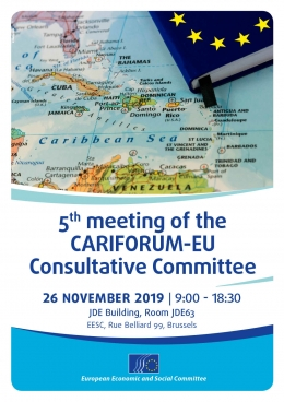 CARIFORUM-EU Consultative Committee - 5th meeting