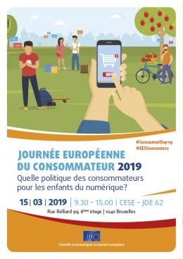 Journée européenne du consommateur 2019