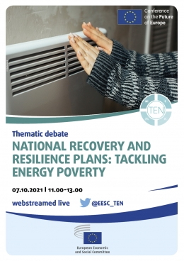 NRRPs EESC Thematic debate visual
