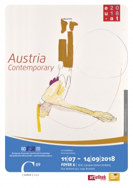 poster Austria Contemporary