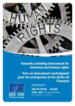 Towards a binding instrument for business and human rights