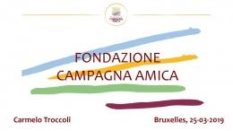 Carmelo Troccoli - Fondazione Campagna Amica - Fondazione Campagna Amica