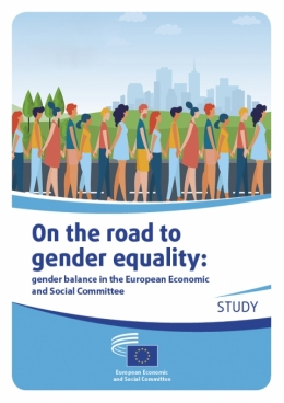 gender equality coverpage