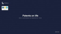 Patents on Life