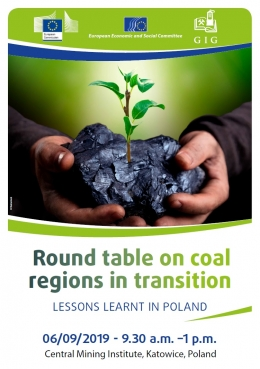 Polish Coal regions in transition