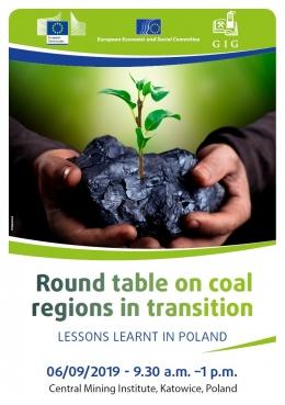 Polish Coal regions in transition