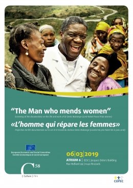 The man who mends women- affiche