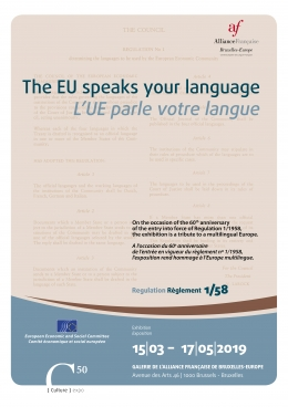 poster EU speaks your language
