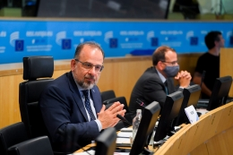 "EESC proposals for post-COVID-19 crisis reconstruction and recovery: ""The EU must be guided by the principle of being considered a community of common destiny."""