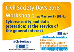 CSD 2018 Workshop 3 banner