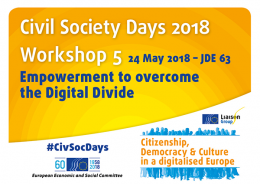 CSD 2018 Workshop 5 banner