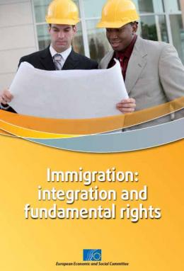 Immigration: intergration and fundamental rights - Poster