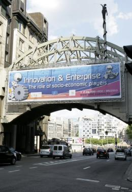 Innovation and Enterprise conference banner