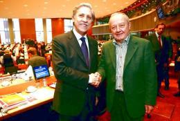 Mario Sepi and Diego Lopez Garrido
