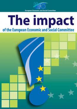 """The impact of the European Economic and Social Committee"""