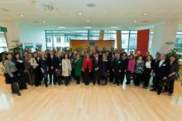 Young European Entrepreneurs group photo
