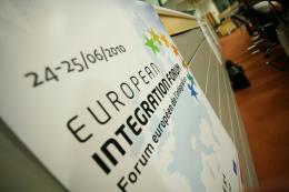 01. European Integration Forum – 3rd meeting