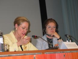 Closing session: Commissioner Ferrero-Waldner and President Sigmund