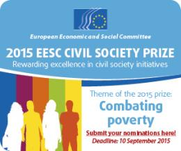 EESC civil society prize 2015